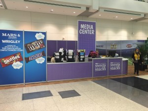 Media Center at SSE15